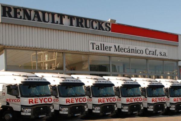 REYCO vuelve a apostar por Renault Trucks